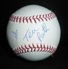 Tera Patrick Signed Baseball PSA/DNA COA Autograph Playboy Penthouse Hustler XXX