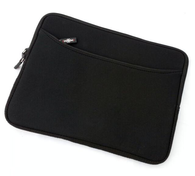 """33,8 cm (13,3"""") Neopren Notebook Tasche schwarz passend für Apple MacBook Pro"""
