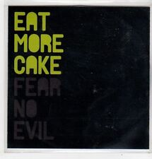(FJ916) Eat More Cake, Fear No Evil - 2010 DJ CD