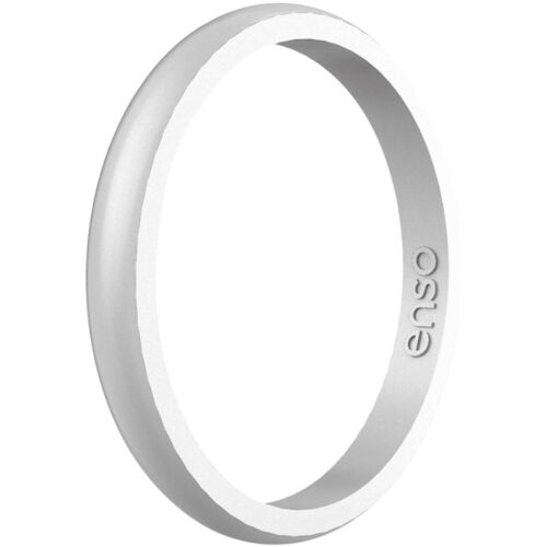 Enso Rings Halo Elements Series Silicone Ring