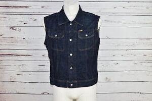 Diesel Jeans Vest Size M