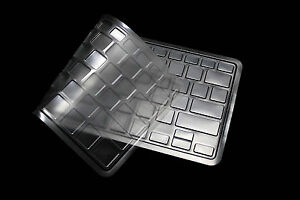 TPU Clear Keyboard Protector Cover For 15 6