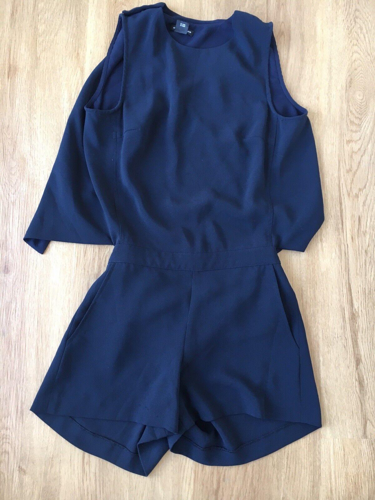Club monaco xs Onepiece Blau