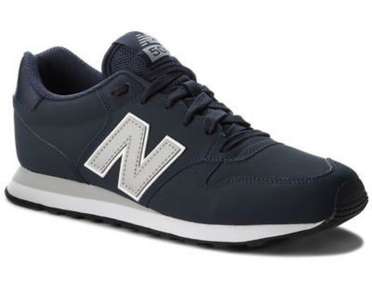 NEW BALANCE LIFESTYLE MODE DE VIE SNEAKER NAVY GM500NAG COMFORTABLE SHOE