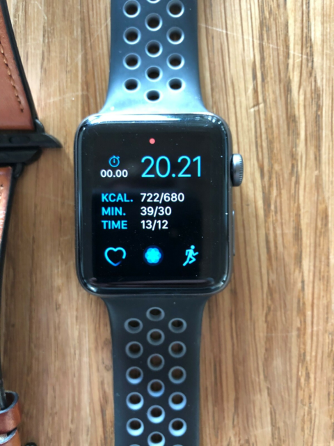 Smartwatch, Apple, Apple Watch Nike+ Series 2, GPS, 42mm,…