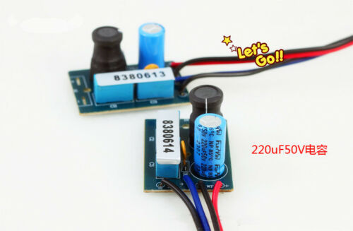 2PCS  60W 2 Way Crossover Filters Two Speaker System Audio Frequency Divider