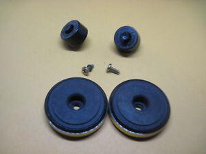 TEAC-W-450-Cassette-Deck-Bottom-feet-set