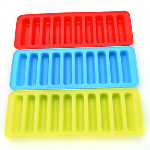 Timeproof-Silicone-Cylinder-Ice-Cube-Tray-Freeze-Chocolate-Mold-Maker-Tools