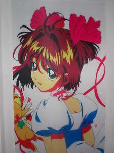 Cardcaptor-Sakura-Anime-Wall-Scrolls-RARE
