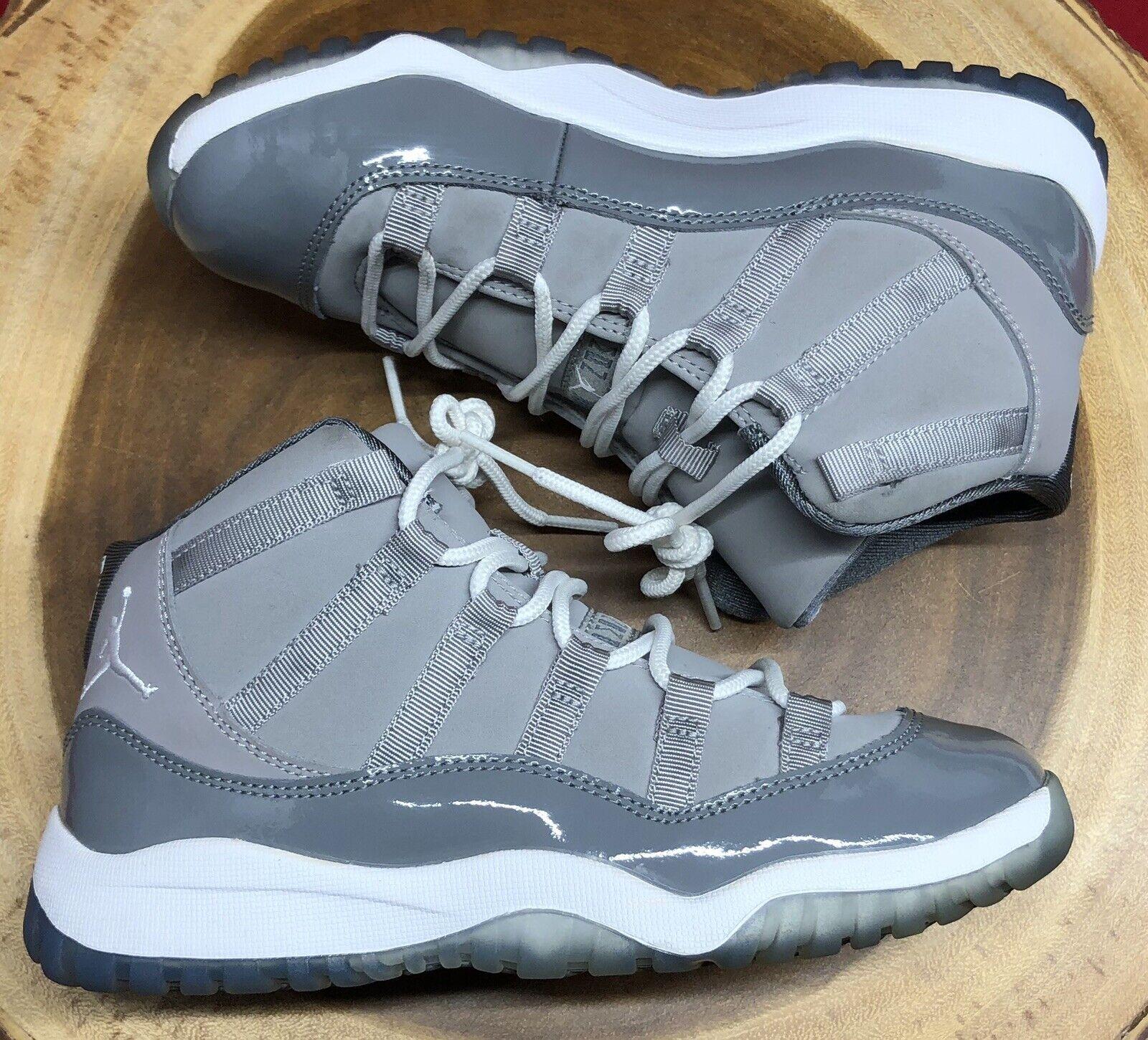 Jordan Retro XI 11 Cool Grey Concord