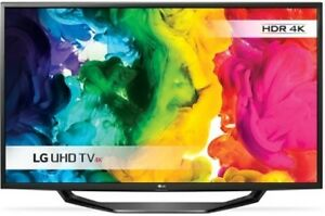 "LG TV LED 49"" UHD 4K, HDR Pro, Smart TV, Panel IPS - Nº serie 49UH620V"