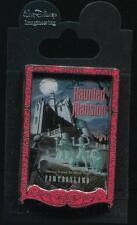 WDI Haunted Mansion Japan Poster LE 300 Disney Pin 54856