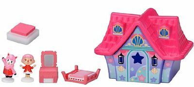 Takara Tomy Animal Crossing New Leaf Girl Stamp Furniture Set
