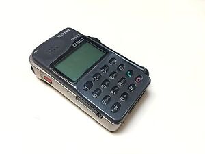 Vintage Rare Sony CMD-Z1 Mobile GSM Phone for parts