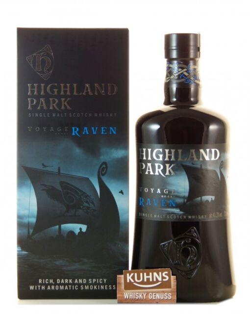 Highland Park Voyage of the Raven Orkney Single Malt Scotch Whisky 0,7l, 41,3%