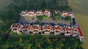 Casa en Venta en condominio horizontal cerrado en Tepepan Tlalpan