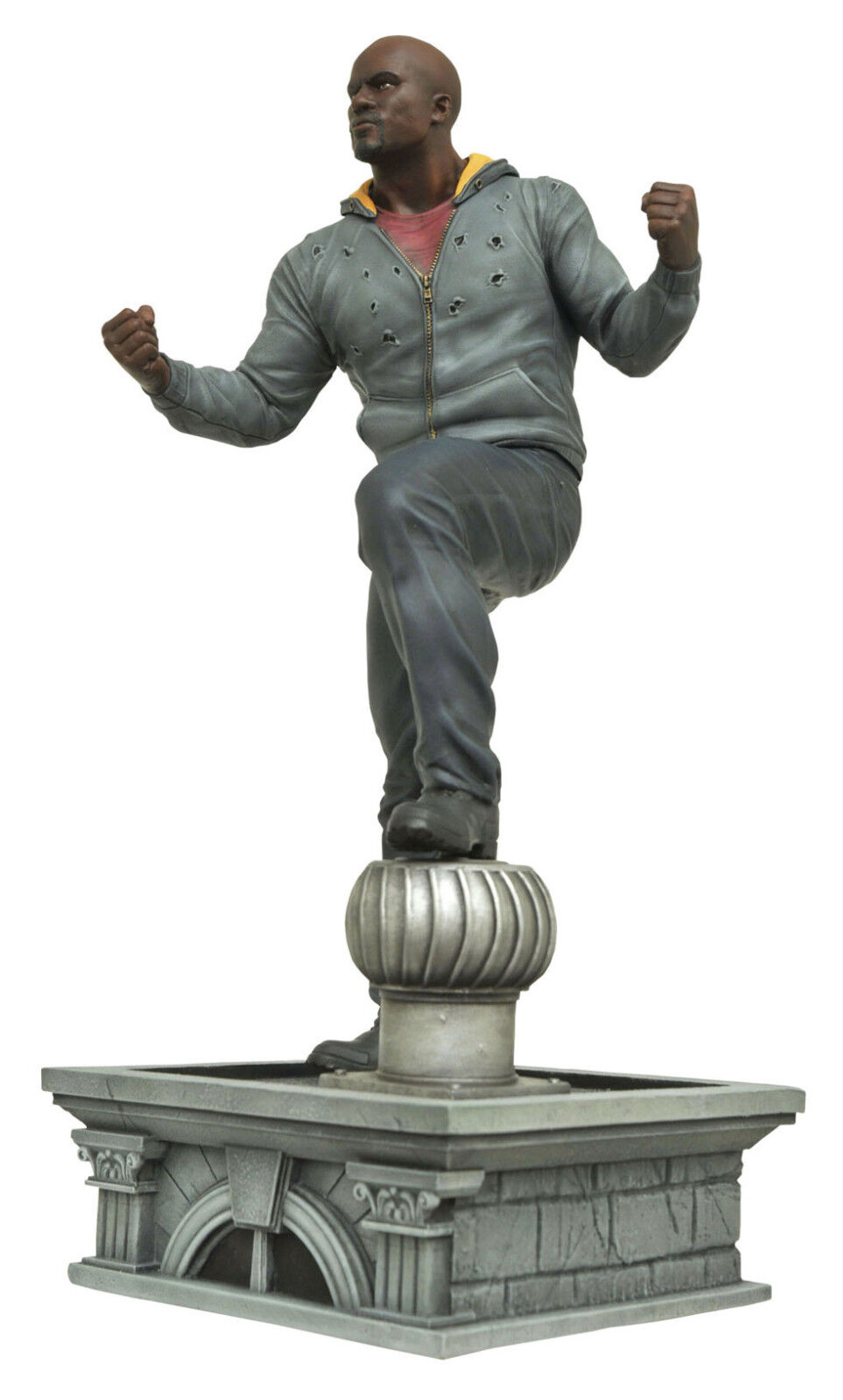MARVEL GALLERY GALLERY GALLERY  LUKE CAGE STATUE DIAMOND DIRECT 1af006