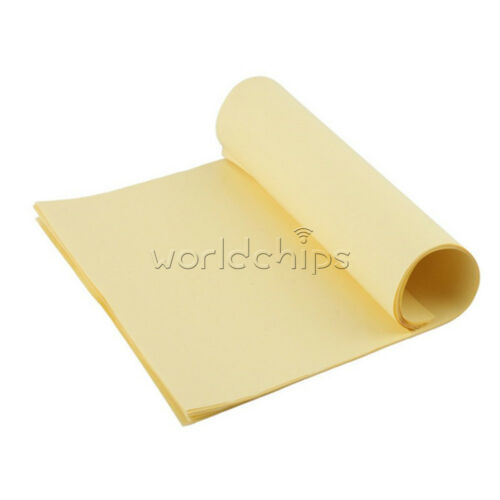 50PCS Heat Toner Transfer Paper A4 Sheets for Electronic Prototype Laser Printer