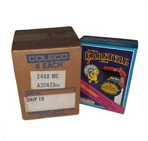 The-Official-Carnival-by-SEGA-Intellivision-Coleco-Factory-Sealed