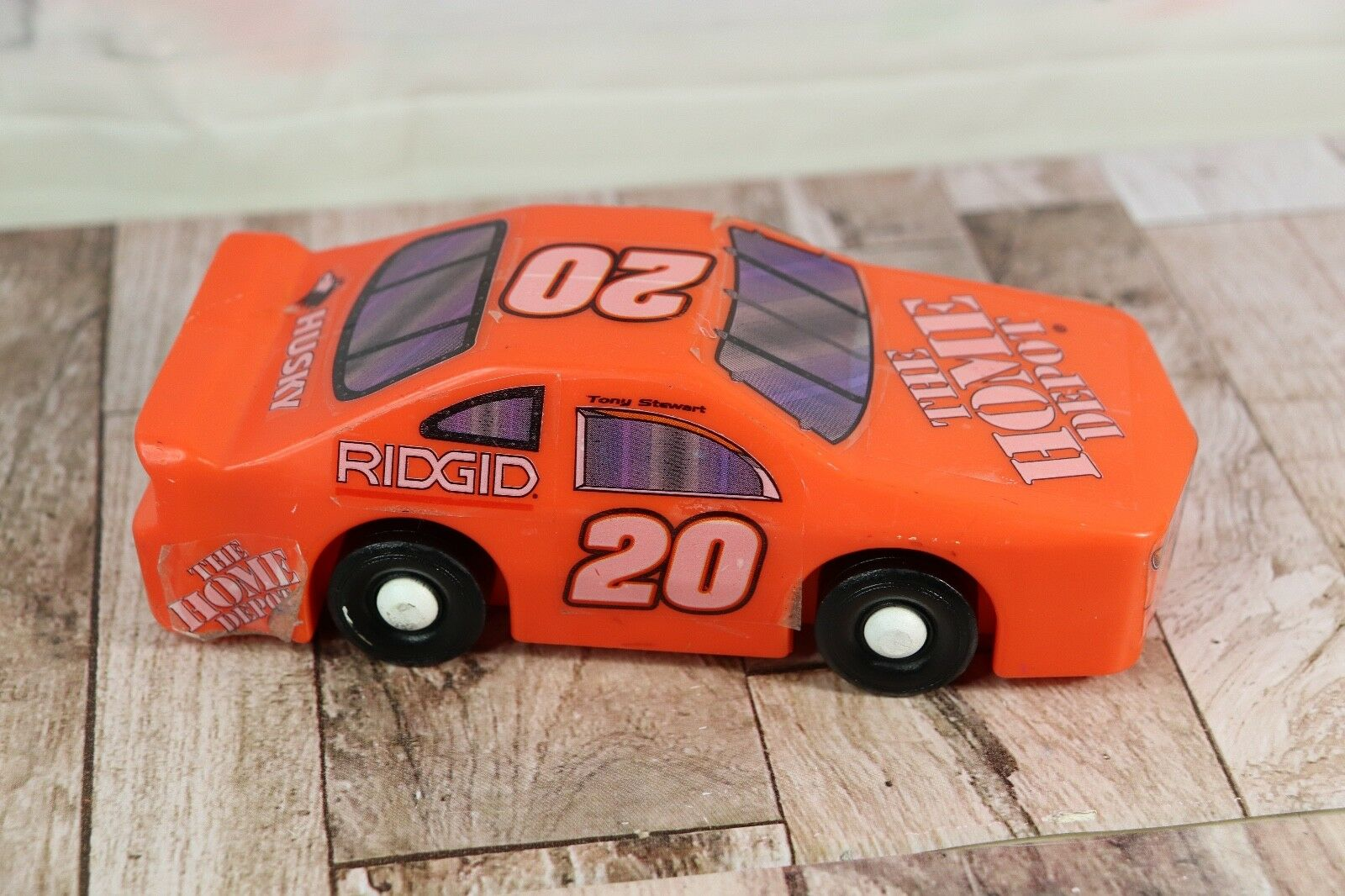 The Home Depot Toy Car Ridgid Husky Tony Stewart