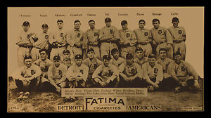 12x20 1913 Pittsburgh Pirates Classic Baseball Team Photo Poster