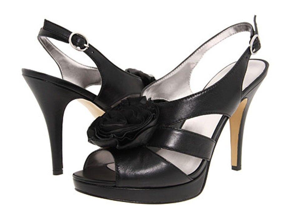 NEU Nine West Terrian Natural Leder Damens's Schuhes 9.5