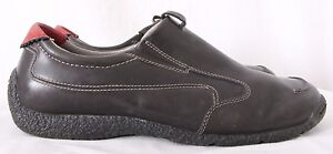 New-Balance-WCE417-Dunham-Casual-Stitched-Moc-Driving-Loafers-Men-039-s-US-12D