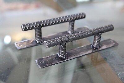 Küchengriffe Schrankknäufe Schrankgriffe Möbelgriffe Industriedesign Stahl