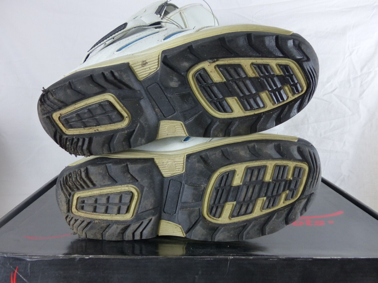 Paire de chaussures de snowboard BOA lacing system system system , taille 40 D-THREE 03d0cd