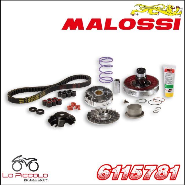 6115781 Gruppo trasmissione MALOSSI OVER RANGE MHR PIAGGIO NRG EXTREME 50 2T LC