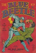 Blue Beetle #1 Photocopy Comic Book