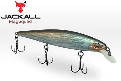 Jackall Mag Squad 115SP fishing lures original range of colors
