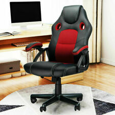 Gaming Chair Ergonomic Computer Swivel Recliner Seat Racing Office Leather Chair