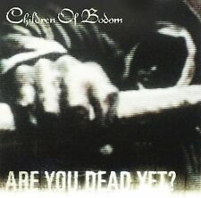 Children of Bodom - Are You Dead Yet [New CD] Clean
