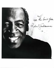 Robert Guillaume signed 8x10 photo / autograph