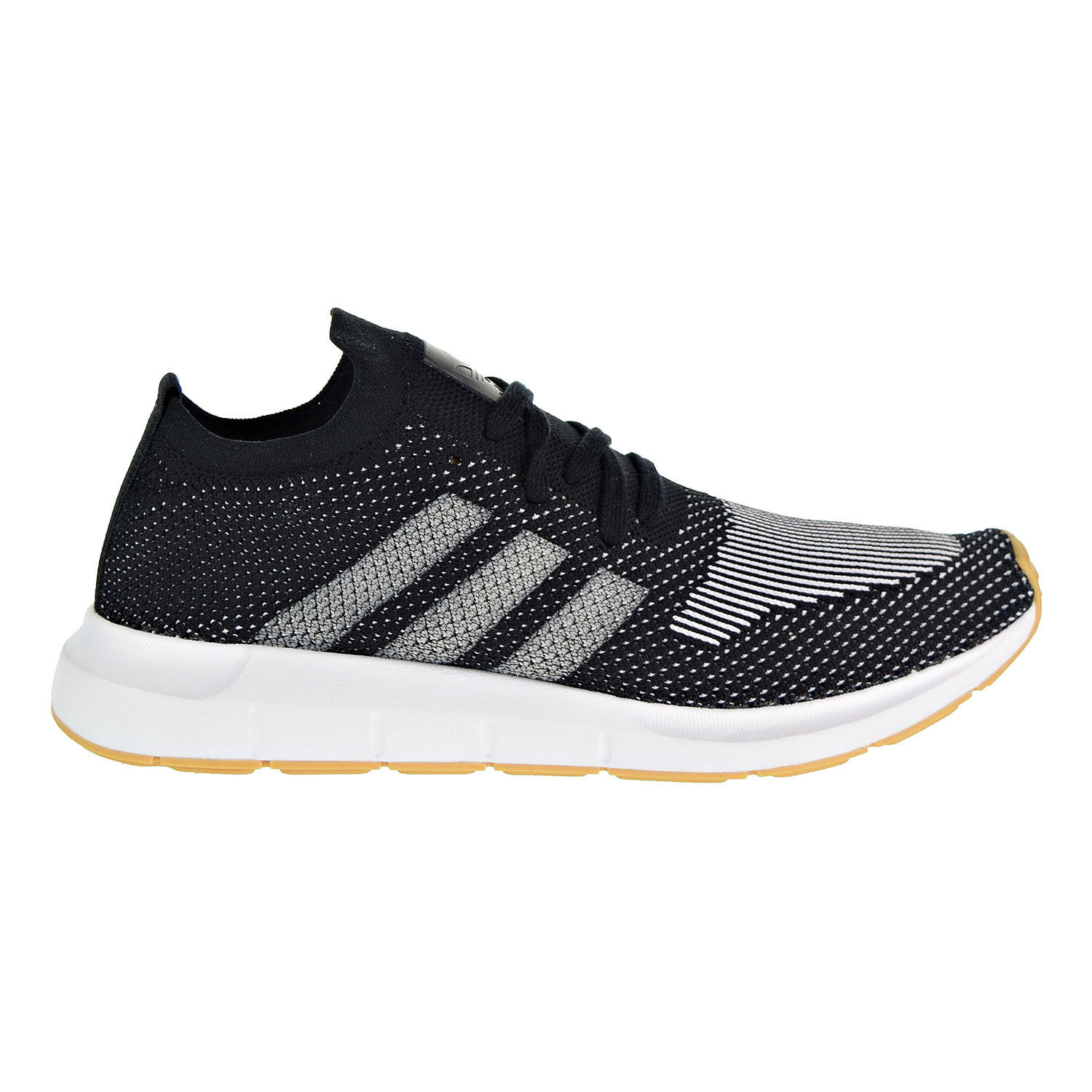Adidas Originals Swift Run Primeknite Men's Shoes Black/White CQ2891