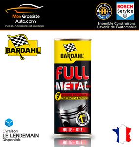 BARDAHL-Completo-Metallo-Anti-Usura-metallo-Ref-2007-400mL-Qualita-PRO