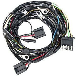 Ford Mustang Headlight Wiring Loom Harness 1964 64 Coupe