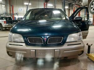 2000 Pontiac Montana Mechanically Sound