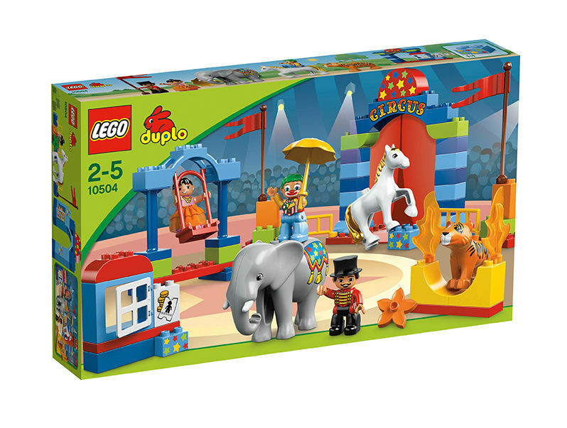 LEGO DUPLO 10504 ZIRKUS NEU + OVP