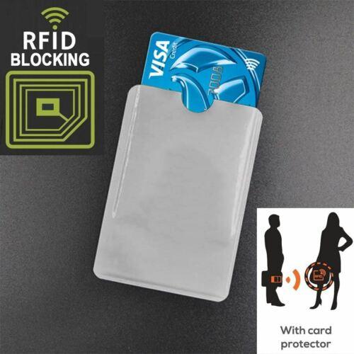 1//3//5//10//20//30//40 RFID Blocking Signal Car Key Bank Card Holder Protector UK lot