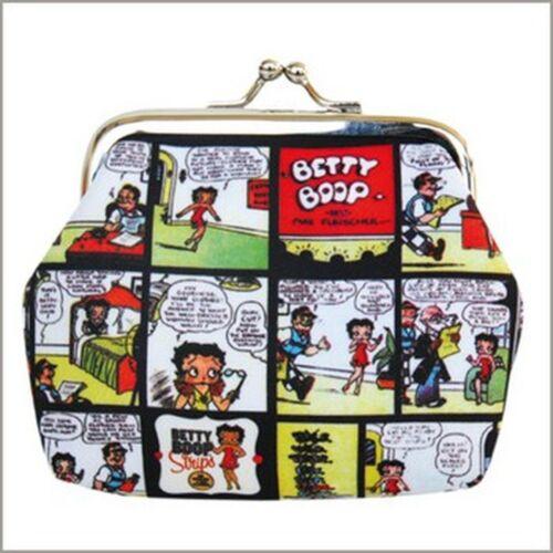 Bagagerie Betty Boop Porte-monnaie Betty Boop Betty BD Tropico