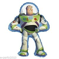 Toy Story Buzz Lightyear Supershape Balloon Foil Mylar Birthday Party Supplies