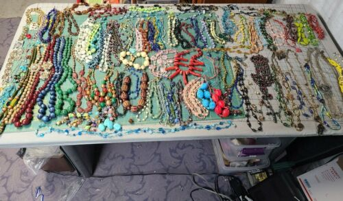 15 lbs Vintage Costume Jewelry Lot All 100% Wearab