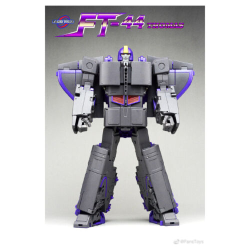 Pre-order Transformers FansToys FT44 FT-44 Thomas G1 Astrotrain Action Figure
