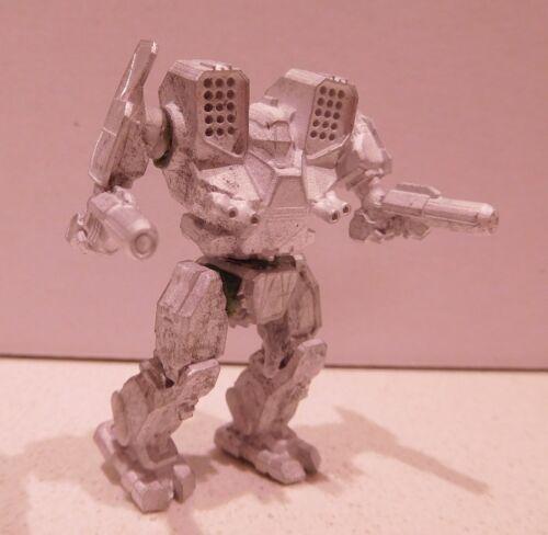 Battletech Mechwarrior Online Mauler made of metal