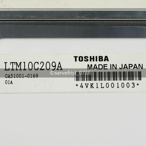 "10.4/"" INDUSTRIAL LCD Display 640*480 SCREEN FOR TOSHIBA LTM10C209A"