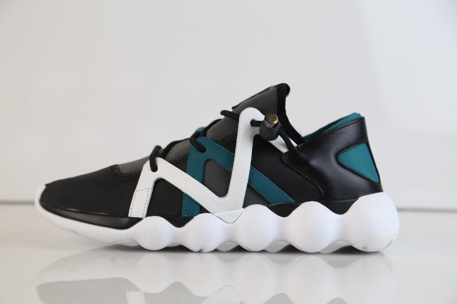 Adidas y-3 yohjia kyujo yamamoto kyujo yohjia wieder weiße teal bb4737 7.5-12.5 y3 auftrieb. c57905