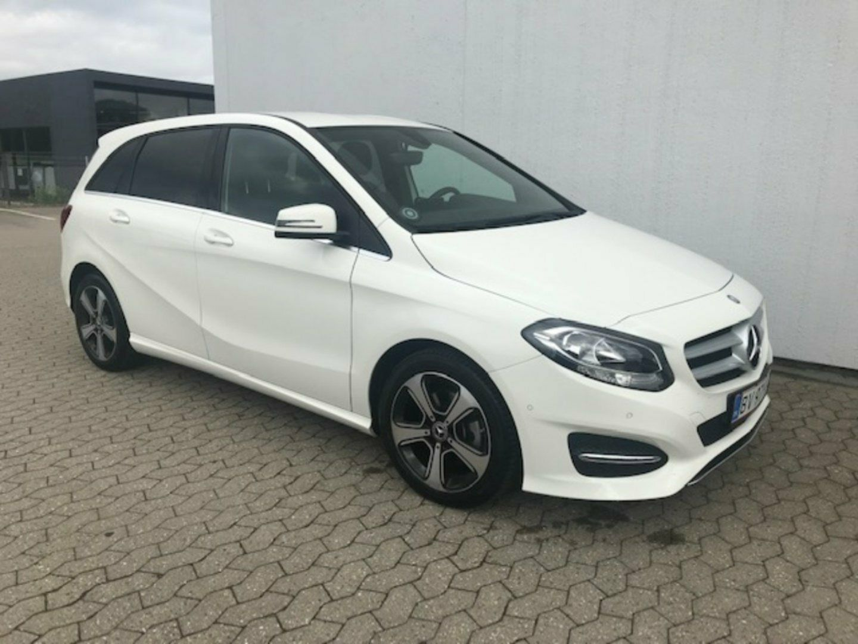 Mercedes B180 1,6  5d - 279.900 kr.