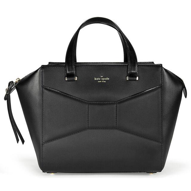 Kate Spade New York 2 Park Avenue Beau Leather Tote - Black
